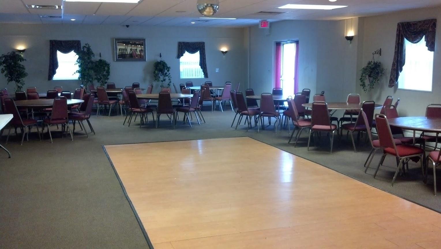 Washington Township Ambulance Hall The Willow Room Hall