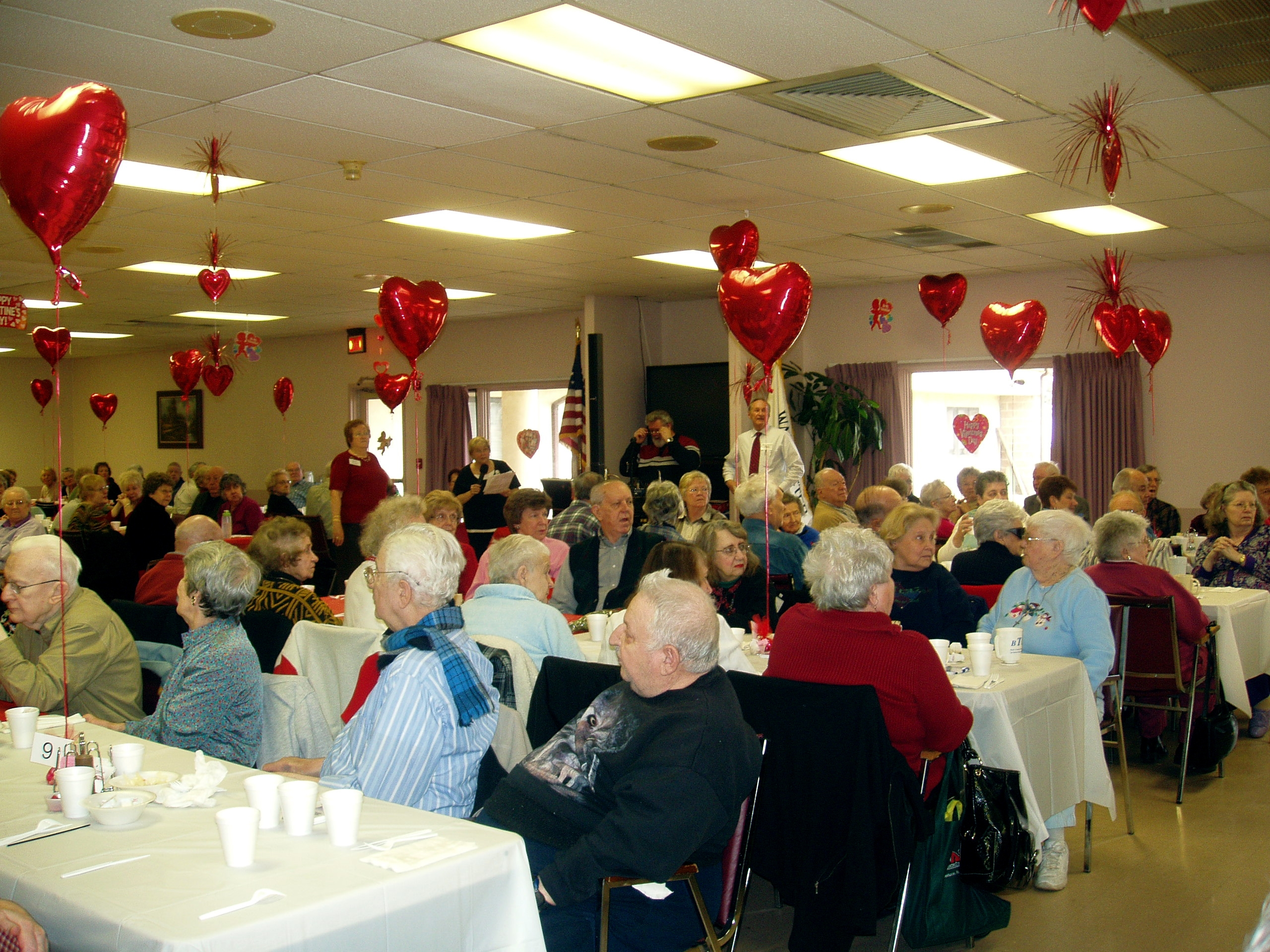 Ben Wilson Senior Center Hall Rentals In Warminster Pa