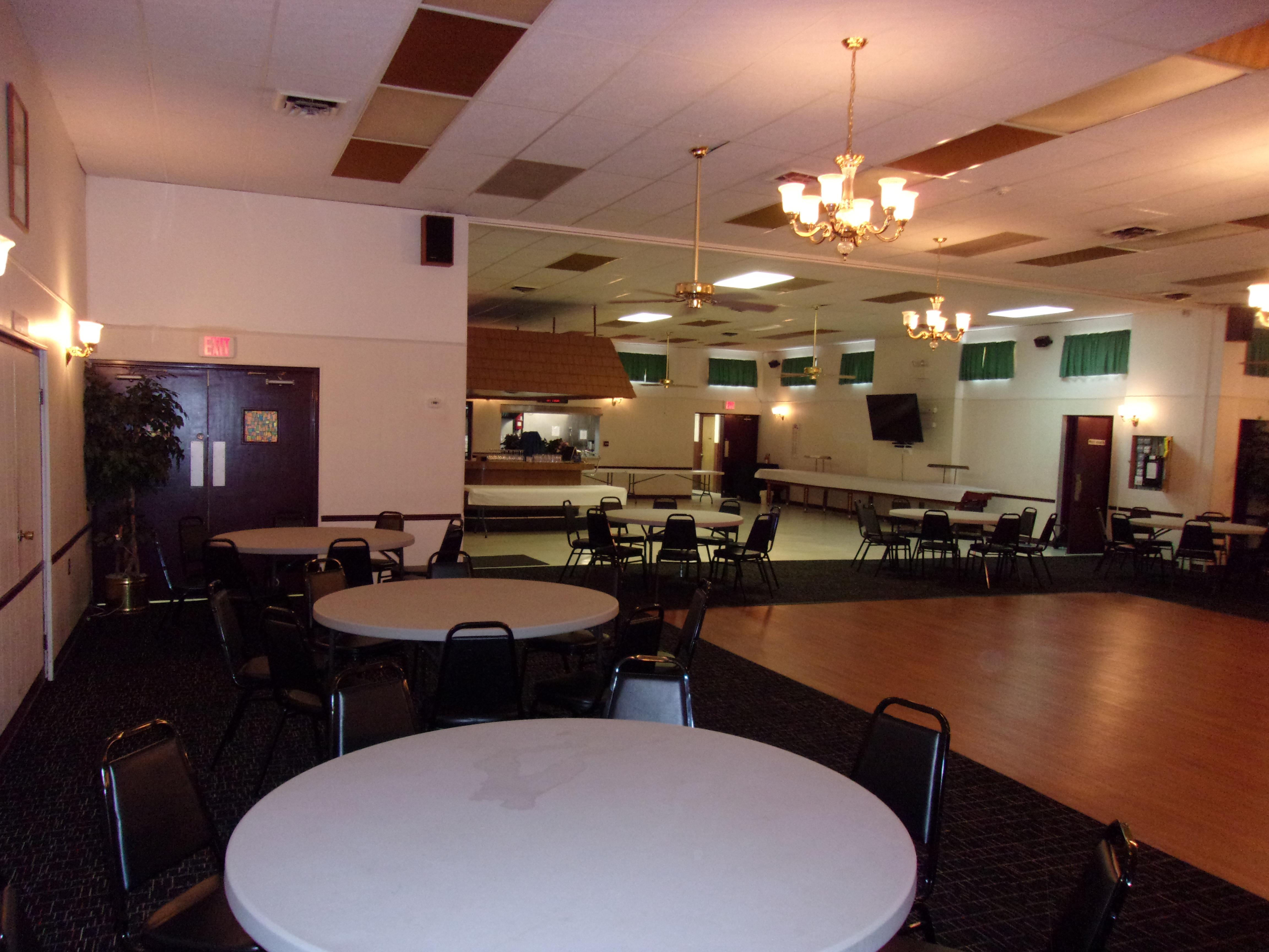 Air Conditioner Rental >> Knights of Columbus Council #1436 Hall Rentals in Delran, NJ