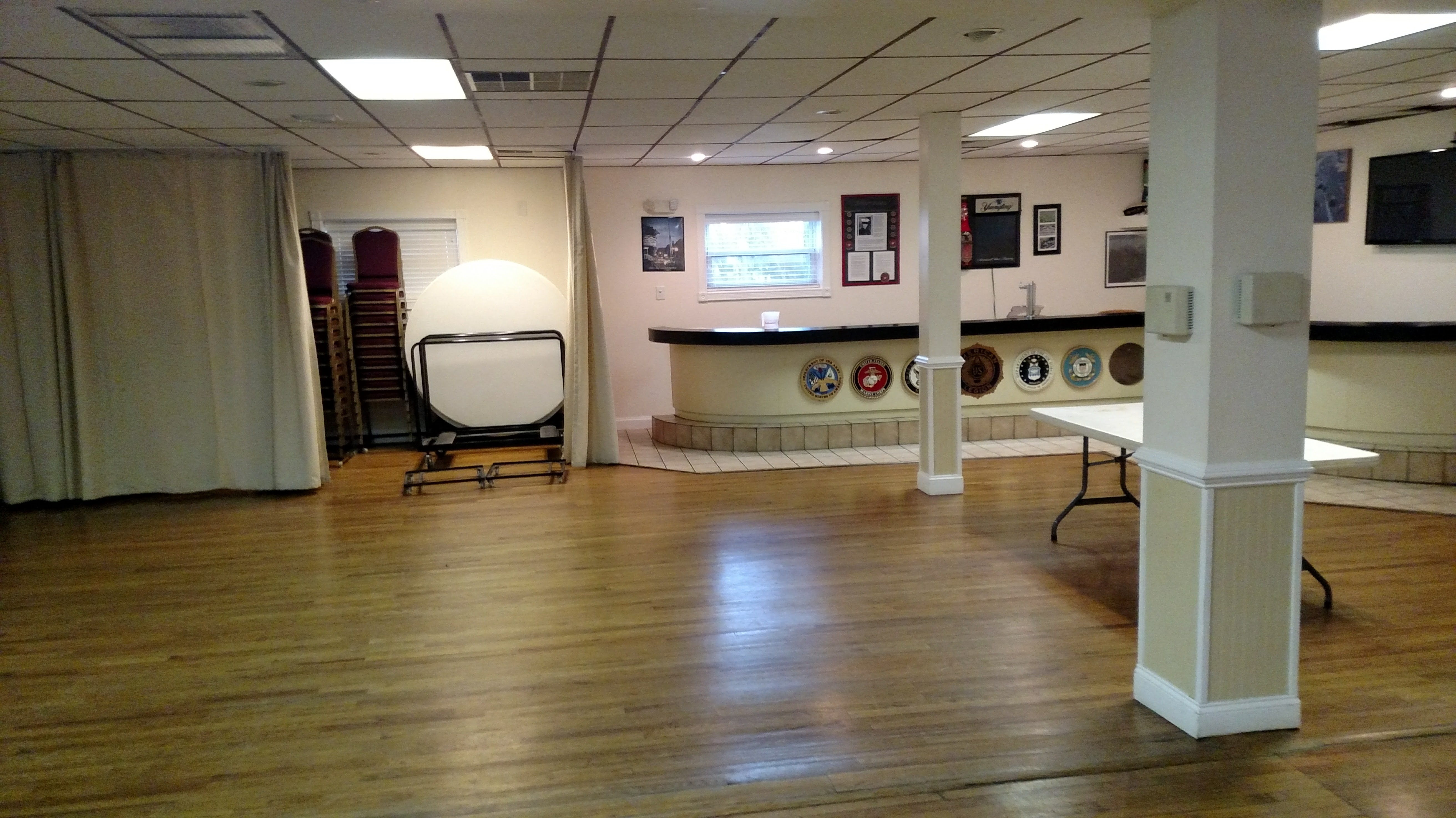 How To Clean Kitchen Floors >> American Legion Post 371 - George Walton Hall Rentals in ...