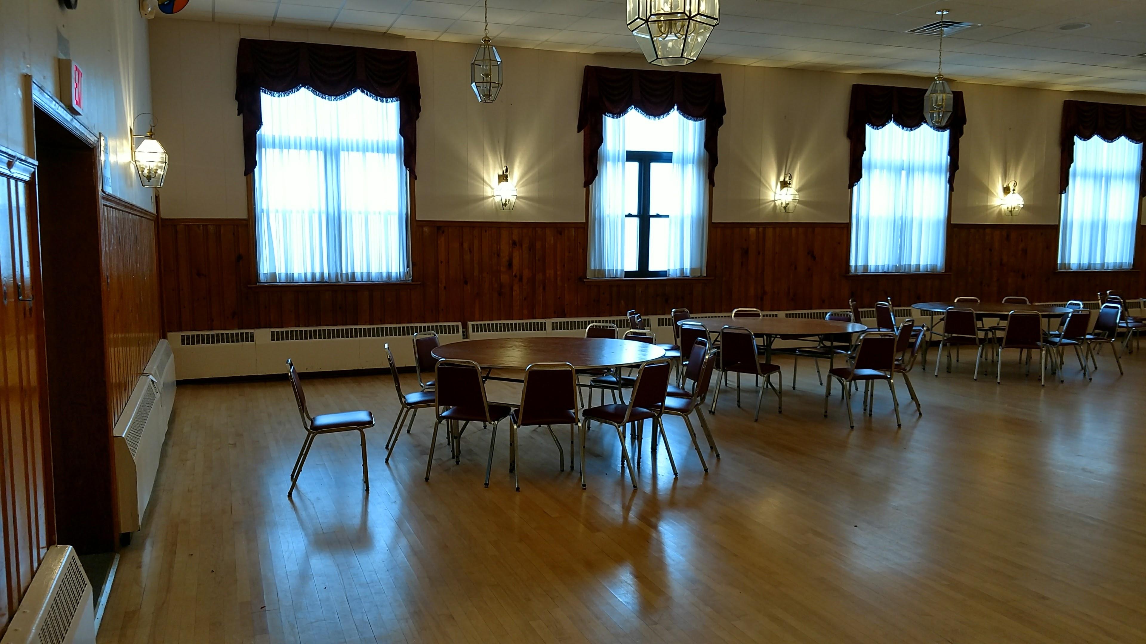 St Michaels Mutual Club Hall Rentals In Gibbstown Nj