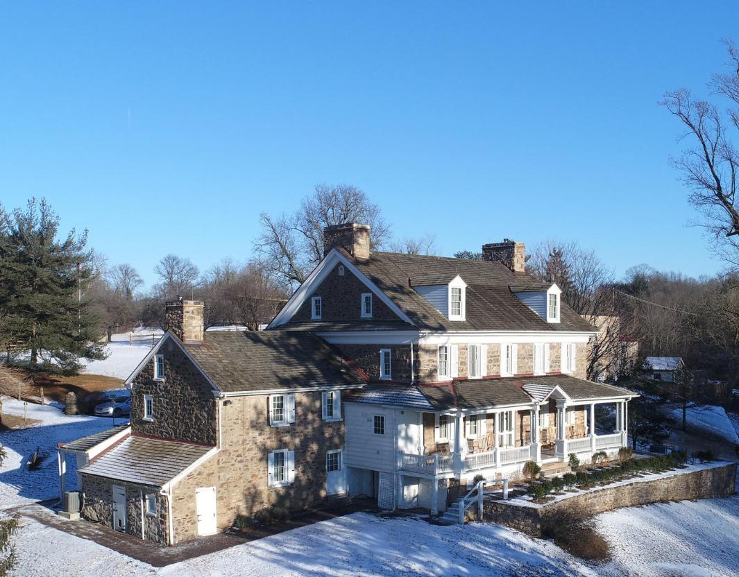 John james audubon center at mill grove hall rentals in - Round table montgomery village ...