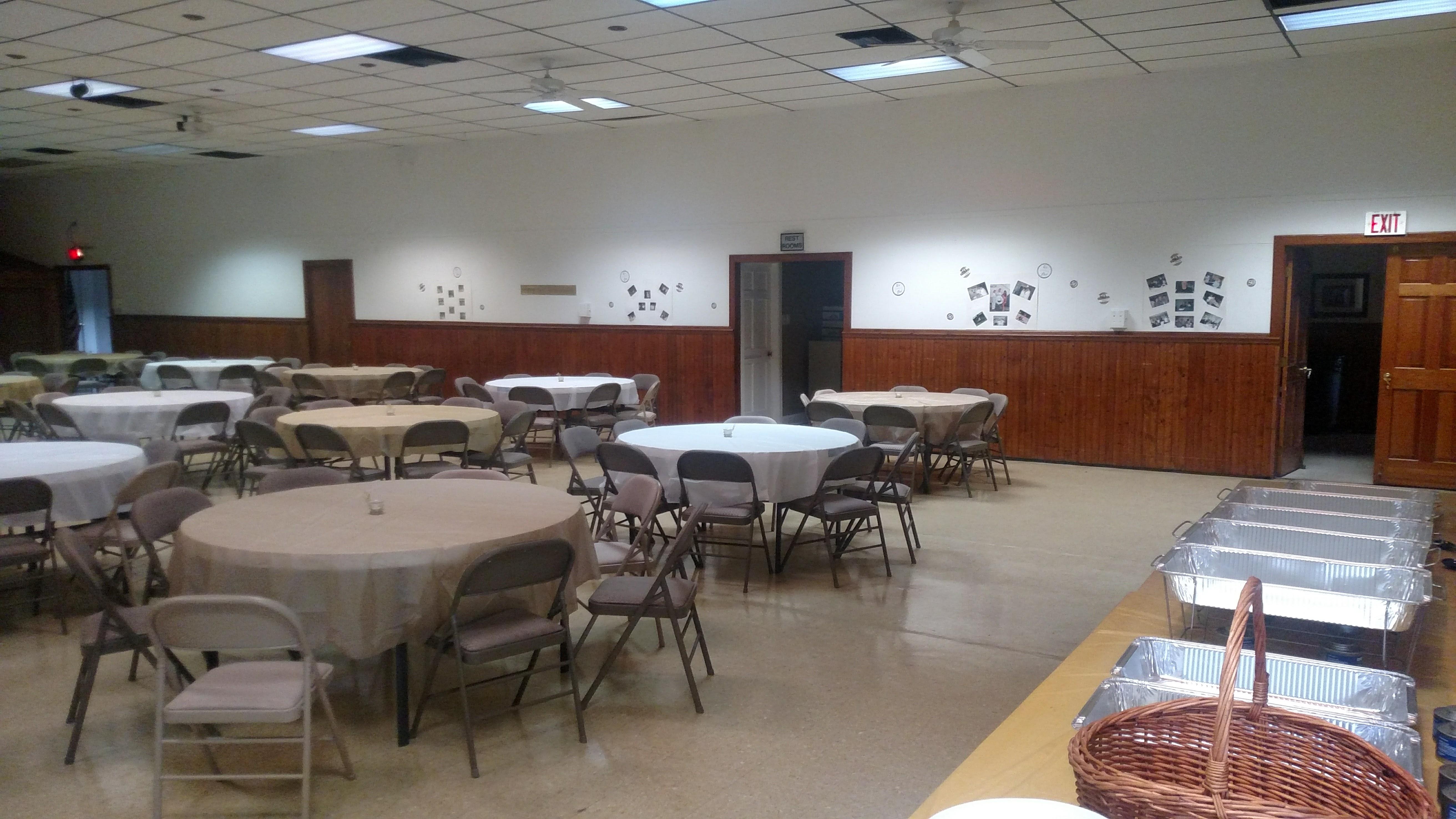 Air Conditioner Rental >> American Legion Post 133 Hall Rentals in Woodbury, NJ