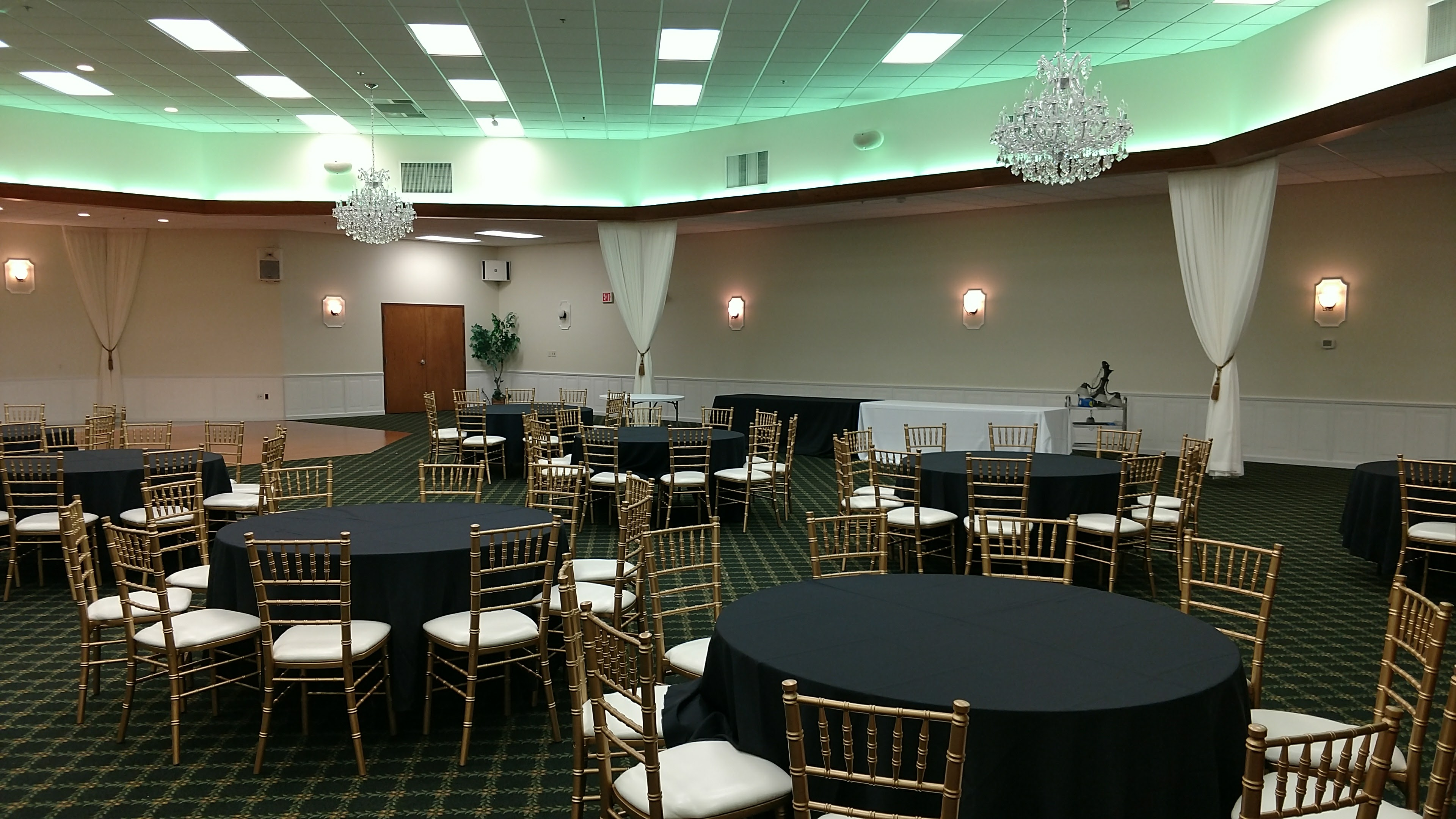 The Emerald Room At Sprinkler Fitters Local Union 692 Hall
