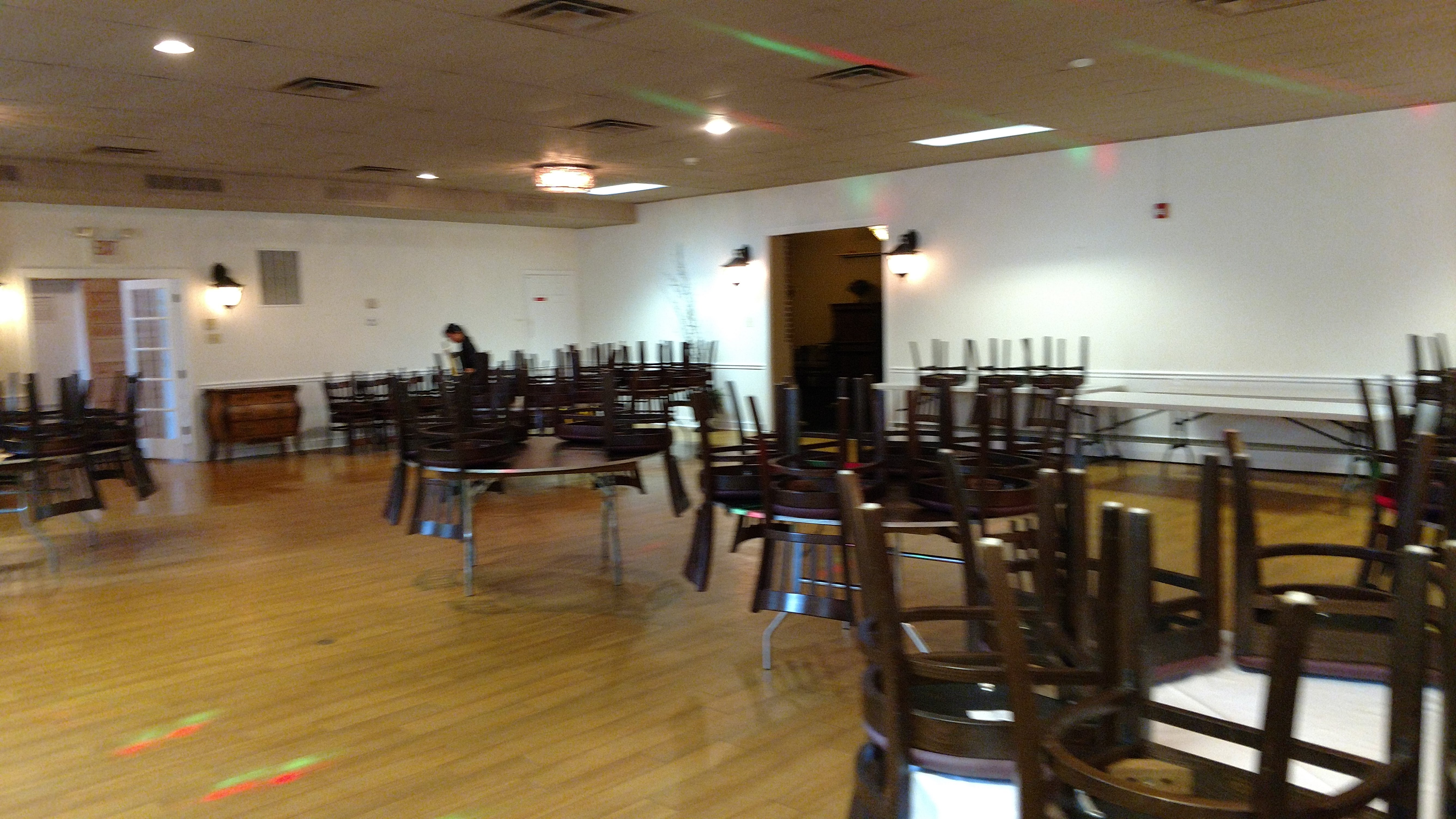 Air Conditioner Rental >> Spring Valley Banquet Facility Hall Rentals in Springfield, PA