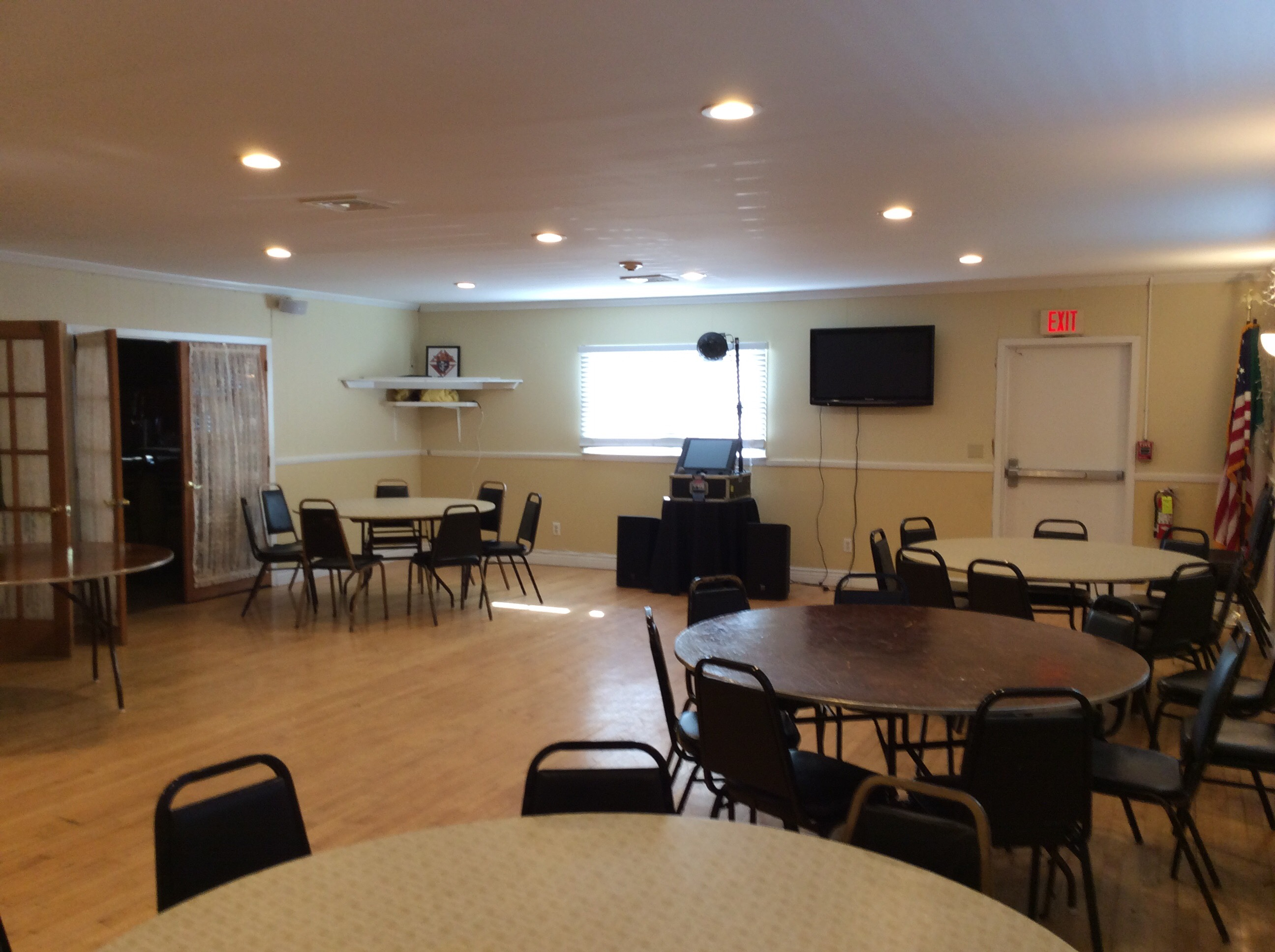 Air Conditioner Rental >> Bayshore Columbia Club Hall Rentals in Middletown, NJ