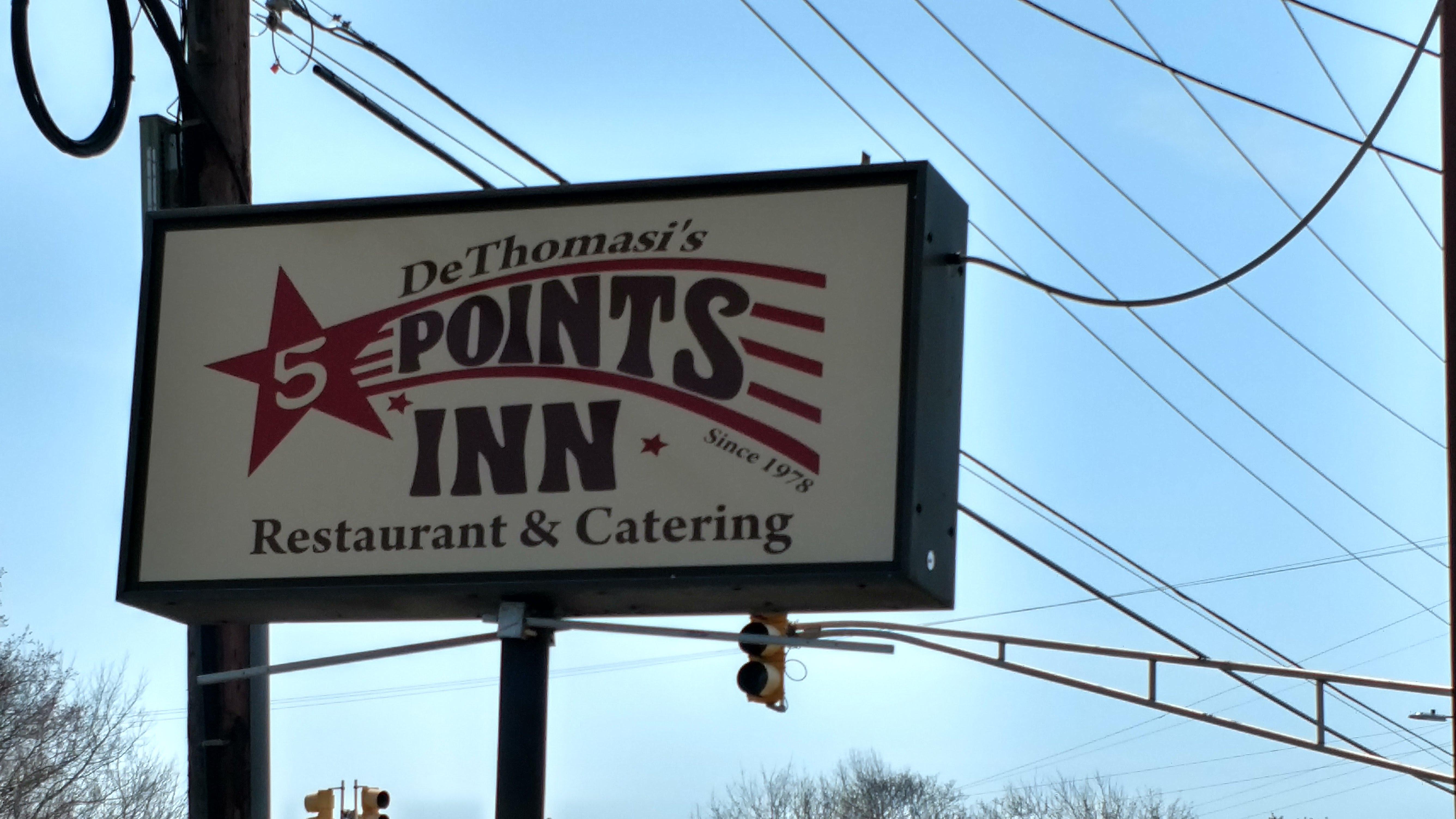 Five Points Inn Hall Rentals In Vineland Nj