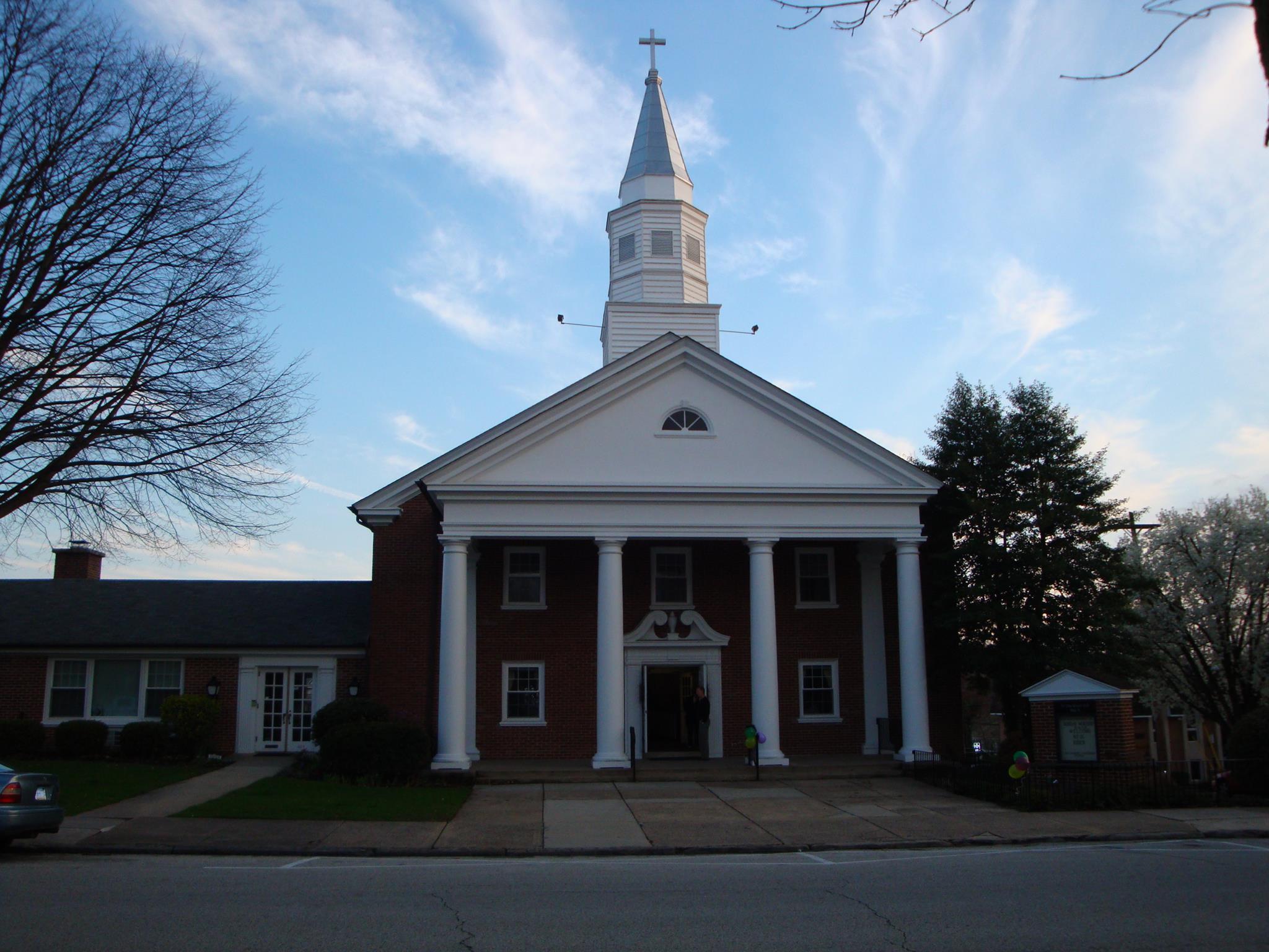 Fellowship Hall At First United Methodist Church Hall