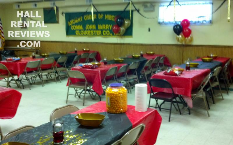 Knights Of Columbus Richard Rossiter Council 5197 Hall