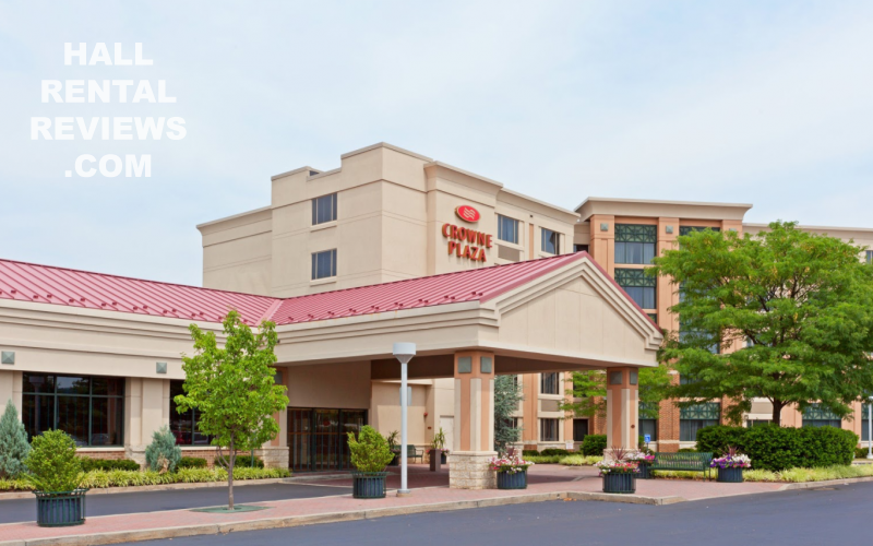 Crowne Plaza Philadelphia Valley Forge Hall Rentals In