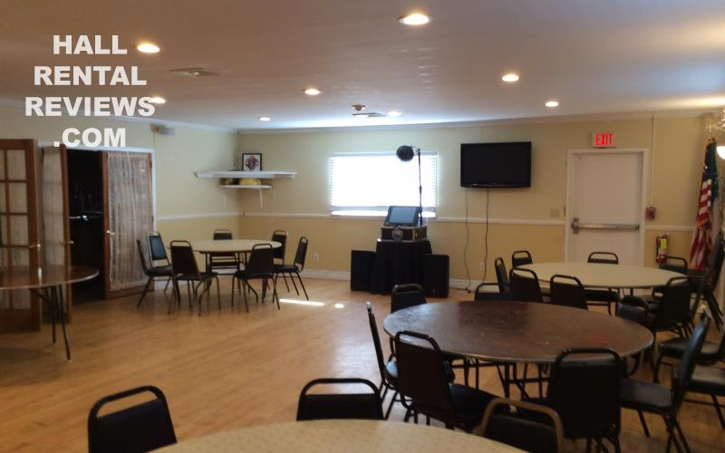 Bayshore Columbia Club Hall Rentals In Middletown Nj