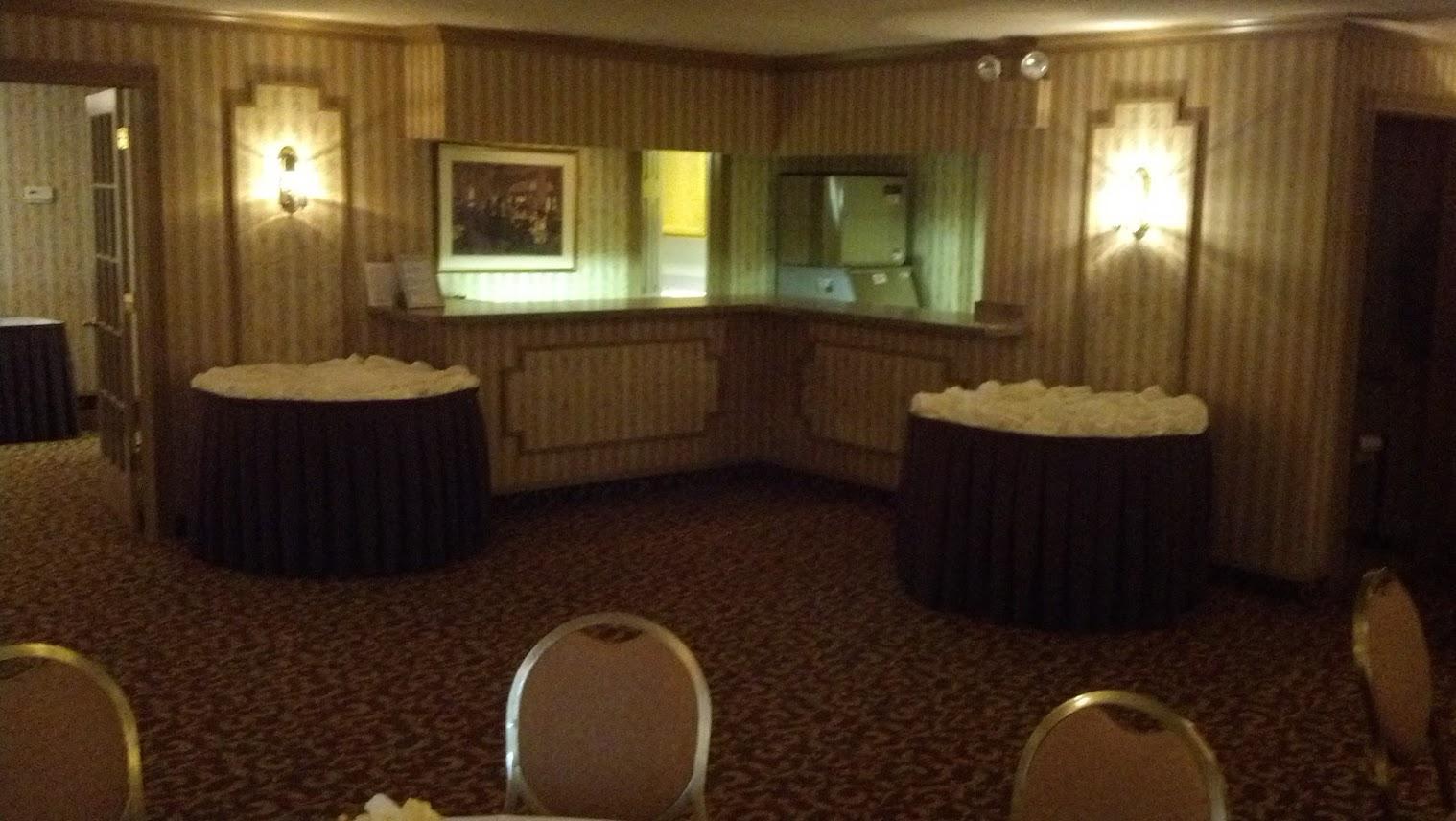 The Oak Room Plaza Menu